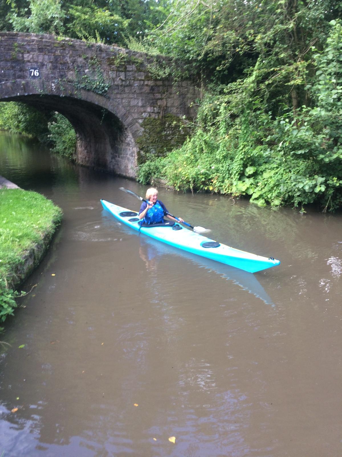 Sea Kayaks…..